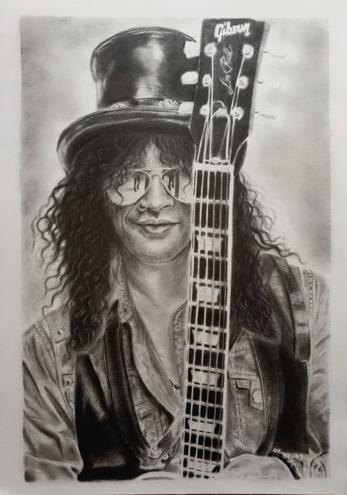Slash by mklari77